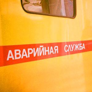 Аварийные службы Черского
