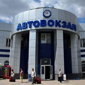 Автовокзалы Черского