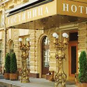 Гостиницы Черского