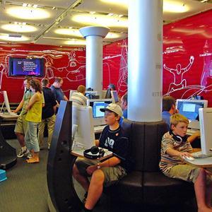 Интернет-кафе Черского