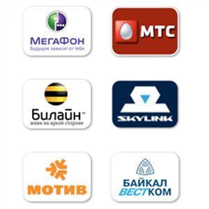 Операторы сотовой связи Черского