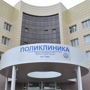 Поликлиники Черского