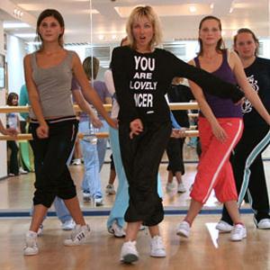 Школы танцев Черского