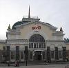 Железнодорожные вокзалы в Черском