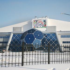 Спортивные комплексы Черского