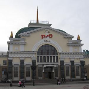 Железнодорожные вокзалы Черского